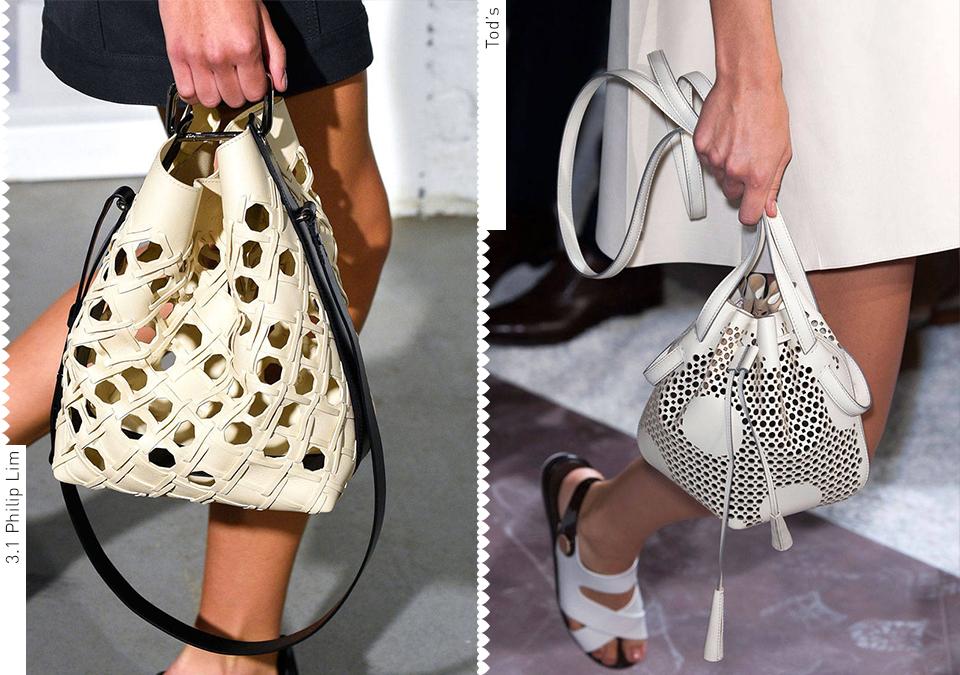Bag trends, Spring 2015