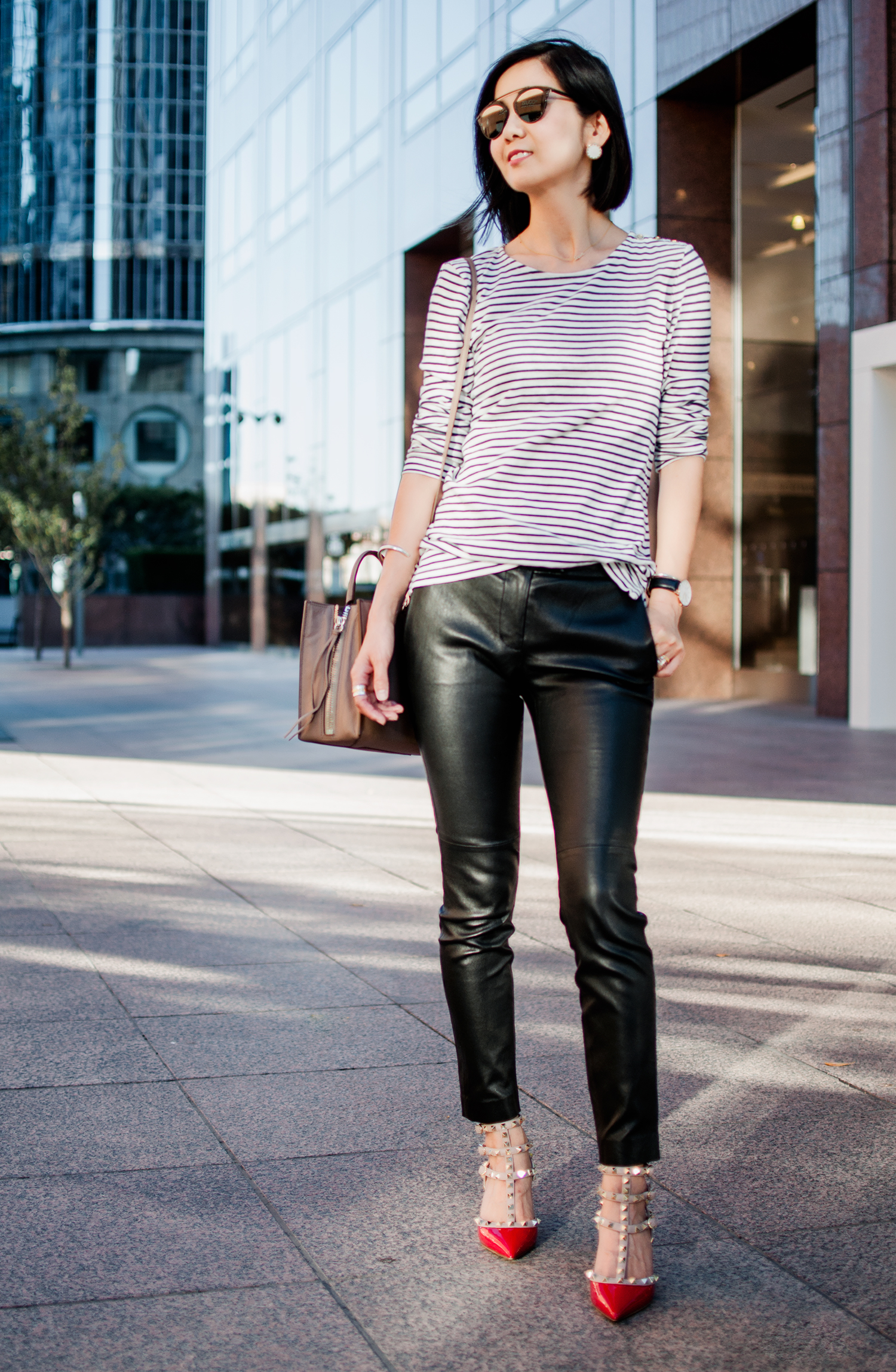 Leather Pants I