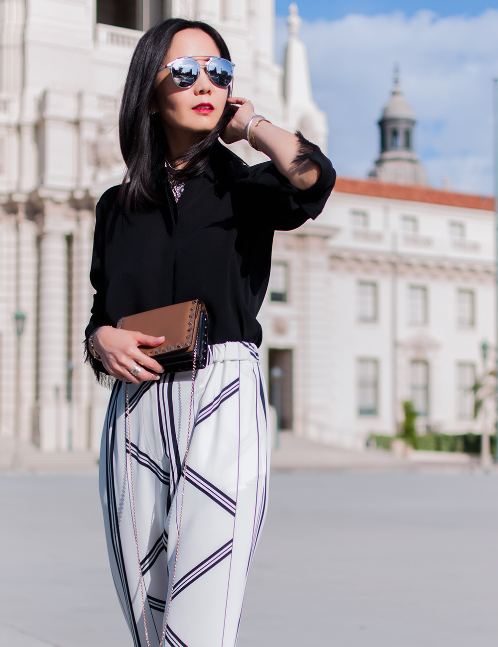 The Bold Statement  Pants