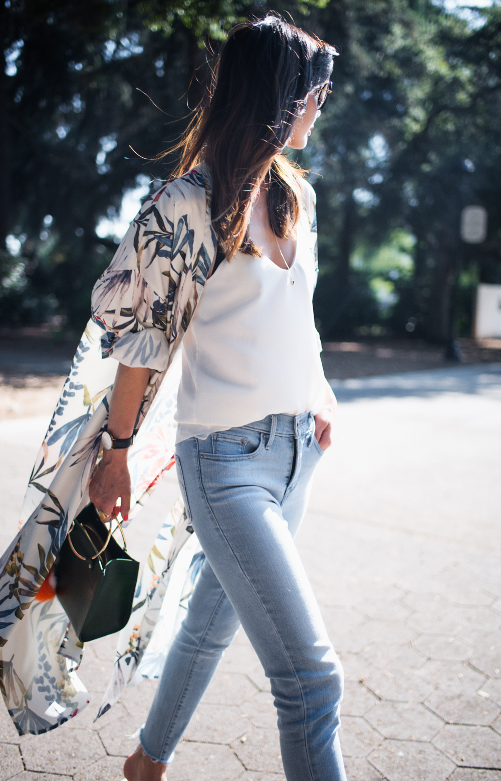 The Flowy Duster